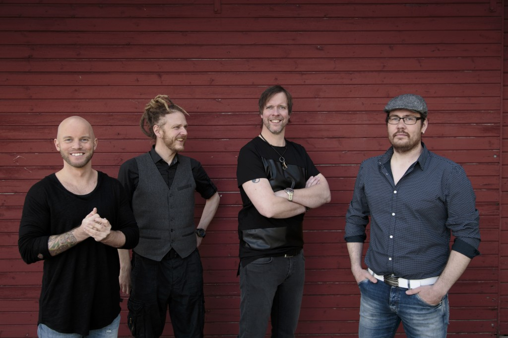 Mathias Andersson, Mattias Olofsson, Patrik Forslund, Johan Sjödin.